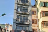 Bán nhà lô góc mặt phố Tam Khương, kinh doanh tốt: 57m2 x 8 tầng, MT 5,2m, giá 23 tỷ có TL