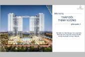 Sunshine Horizon toà tháp đôi biểu tượng mới của sài thành 25% nhận nhà + tăng phí balcon sân vườn