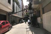Cần bán gấp nhà ngõ 97 Văn Cao 3 mặt thoáng DT 45/65m2, 5 tầng, giá 10.9 tỷ