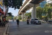 Bán nhà phân lô Hoàng Cầu, 75m2 x 5T, vỉa hè, ô tô tránh giá 17 tỷ