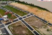 Cần bán 2 lô đất liền kề 12x50m (6x50m) view sông Tắc thổ cư 240m2, giá 12tỷ5 XDTD đường nhựa 12m