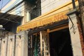 Bán nhà ngay chợ Hóc Môn, ngay trung tâm thị trấn Hóc Môn, sổ hồng, 1 trệt, 1 lầu