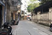 Bán nhà khu phân lô vip Đền Lừ, Tân Mai, 57m2 x 6T, giá 5,6 tỷ, ô tô qua lại, kinh doanh sầm uất