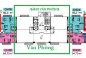 Bán căn 1PN, 2PN, 3PN, 4PN tại C1 Thành Công, ký trực tiếp CĐT Cienco 1. LH 0396993328