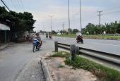 Bán đất mặt tiền Quốc Lộ 1A có nhà tại cầu Lộc Hòa, tỉnh Vĩnh Long