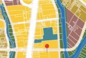 Đất sổ hồng 75,8m2 (CN 51,9 m2) đường QH 16m