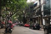 Nhà phố cổ ngã tư Trần Nhân Tông MT 5.4m nở hậu - 7 tầng thang máy thông sàn - KD đỉnh