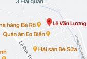 Bán 350m2 đất ở đường 15m Lê Văn Lương, Thọ Quang, Sơn Trà, cách biển 300m, giá 18.55 tỷ