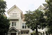 Cho thuê biệt thự Hoa Sữa view sông sân vườn rộng Vinhomes Riverside Long Biên