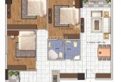 Chính chủ bán căn hộ 807 tòa Hanhud - KĐT Nam Cường cổ nhuế 1 - 93m2 - giá 26,5tr/m2