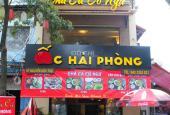 Cho thuê nhà phố Nguyễn Hữu Thọ, 118m2 x 5T, mặt tiền 6m, (mặt hồ Linh Đàm) - 40tr/th