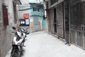 Bán nhà riêng ngõ chợ Khâm Thiên, ngõ 5m, kinh doanh nhỏ, 34m2 x 4 tầng x mặt tiền 4.3m. Giá 2.5 tỷ