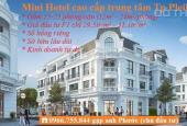 Bán gấp dãy khách sạn mini hotel cao cấp 4 tầng ngay trung tâm hành chính thành phố Plei Ku