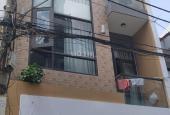 Bán nhà hẻm nhựa 6 mét, đường Lạc Long Quân, Tân Bình, DT: 6x10m, 1 trệt 3 lầu. Giá 8.3 tỷ TL