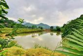 Bán phân khúc nghỉ dưỡng view tuyệt đẹp tại Lương Sơn, Hòa Bình diện tích 8500m2