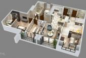 Bán căn hộ Goldmark City 2 cửa chính dual key 135m2, sổ hồng vĩnh viễn