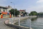 Bán đất hồ Sài Đồng - Chu Huy Mân lô góc vuông vắn 140m2 - MT 24m - 7.3 tỷ