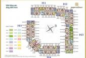 Cần tiền nên tôi bán căn góc số 07 toà H4 chung cư Phúc Đồng, DT 68,84m2 giá 1,5 tỷ/căn: 098112906