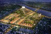 Bán đất khu đô thị VCN Phước Long mặt tiền đường A4 2 lô liền kề giá 9 tỷ