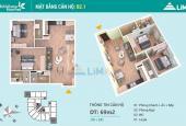 Bán căn hộ chung cư tại dự án Eurowindow River Park, Đông Anh, Hà Nội diện tích 69m2 giá 1.3 tỷ