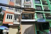 Cho thuê tòa nhà mới xây ngõ 154 Đình Thôn, nhà mới, ô tô đỗ cửa, 55m2 * 9T, giá 45 tr, 0968120493