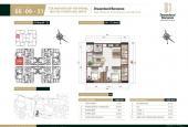 Chính chủ bán căn chung cư 23 Duy Tân, tầng 1805, DT 72m2 giá bán 2,22 tỷ/căn: 0981129026