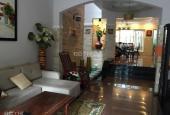 Cho thuê biệt thự Fideco Thảo Điền có diện tích 7x20m = 140m2 đất, kết cấu 3 tầng, nhà có 4PN + 4WC