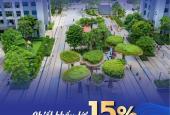 Siêu chính sách: CK 15%, chỉ 30% nhận nhà, quỹ căn 3PN tầng vip chỉ 1,1 tỷ nhận nhà ngay