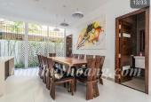 Cho thuê villa hồ bơi gần biển Phạm Văn Đồng 5 phòng ngủ giá 45 triệu-TOÀN HUY HOÀNG