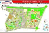 Bán lô đất biệt thự An Phú An Khánh, Q2, diện tích 10x20m, giá chỉ 23,2 tỷ, Lh 0902502286