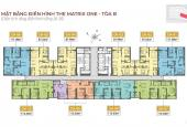 Bán căn hộ chung cư tại dự án The Matrix One, Nam Từ Liêm, Hà Nội diện tích 113m2, giá 53 triệu/m2