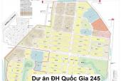 Bán đất nền dự án ĐH Quốc Gia 245 quận 9
