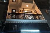 Cần bán nhà HXH đường Tân Hưng - Hồng Bàng, P.12, Q5 - DT 4x16m nhà 4 tầng giá chỉ 11,2 tỷ TL