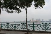 Bán đất đường Đặng Thai Mai - Tây Hồ, vuông 30mx10m, ô tô, sát phố, 45 tỷ. LH 0974799427