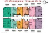 Bán căn hộ Imperia 360 Giải Phóng, 1610-IP1: 79m2 & 1909 - IP3: 62.37m2, giá 26tr/m2. 0971.085.383