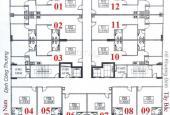 Chủ nhà bán căn chung cư C14 Bùi Xương Trạch, tầng 1102, DT 69.47m2 giá bán 23tr/m2: 0904999135