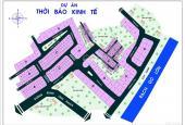 Bán đất nền Thời Báo kinh Tế mặt tiền Bưng Ông Thoàn Quận 9, sổ đỏ chính chủ