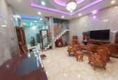 Bán gấp nhà Tân Phú, hẻm ô tô Nguyễn Sơn, 5,3x12m, 3 tầng, 4PN