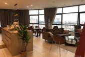 Bán căn hộ City Garden rộng 140m2 nằm ở tầng thấp thiết kế gồm 3 phòng ngủ và 2 phòng tắm