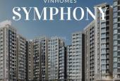 Bán căn góc 3PN tòa S6A Vinhomes Symphony Long Biên, giá 4,3 tỷ, LH 0984349668 (Zalo)