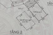 Bán nhà SHR, trệt lầu, TT Hóc Môn, Hóc Môn, DTSD 37.8m2 giá 1,05 tỷ