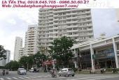 Bán căn hộ Grand View quận 7 lầu 12, giá 4.5 tỷ, diện tích 118m2
