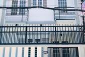 Bán nhà 2 tầng - đường xe hơi 8m - sổ hồng riêng HT vay bank