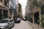 Bán nhà mặt ngõ phố Hoàng Cầu diện tích 85m2, xây 4 tầng, mặt tiền 8.2m, giá 23,5 tỷ