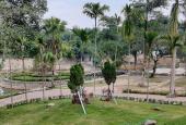Siêu phẩm! Đất thổ cư Lương Sơn, khuôn viên hoàn thiện, vườn cây, áo cá, giá rẻ cho nhà đầu tư
