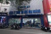 Cho thuê nhà phố Hồ Tùng Mậu 100m2 xây 3 tầng, mặt tiền 10m, thông sàn, vỉa hè rộng nhất phố