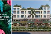 Thanh toán 1,9tỷ ban đầu sở hữu ngay căn shophouse mặt tiền biển dự án Meyhomes Capital Phú Quốc