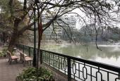 Nhà ngắm hồ, 2 mặt tiền, phân lô ô tô tránh vỉa hè rộng Kim Đồng, Giải Phóng