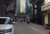 Tòa nhà xây mới ngõ 16 Phan Văn Trường 56m2 x 6 tầng, MT 5m 13.5 tỷ phân lô thang máy ô tô