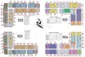 Chủ nhà cần tiền bán căn chung cư Ecohome 3 tầng 3020 toà N04, DT 62m2 giá 1 tỷ 130/căn: 0981129026